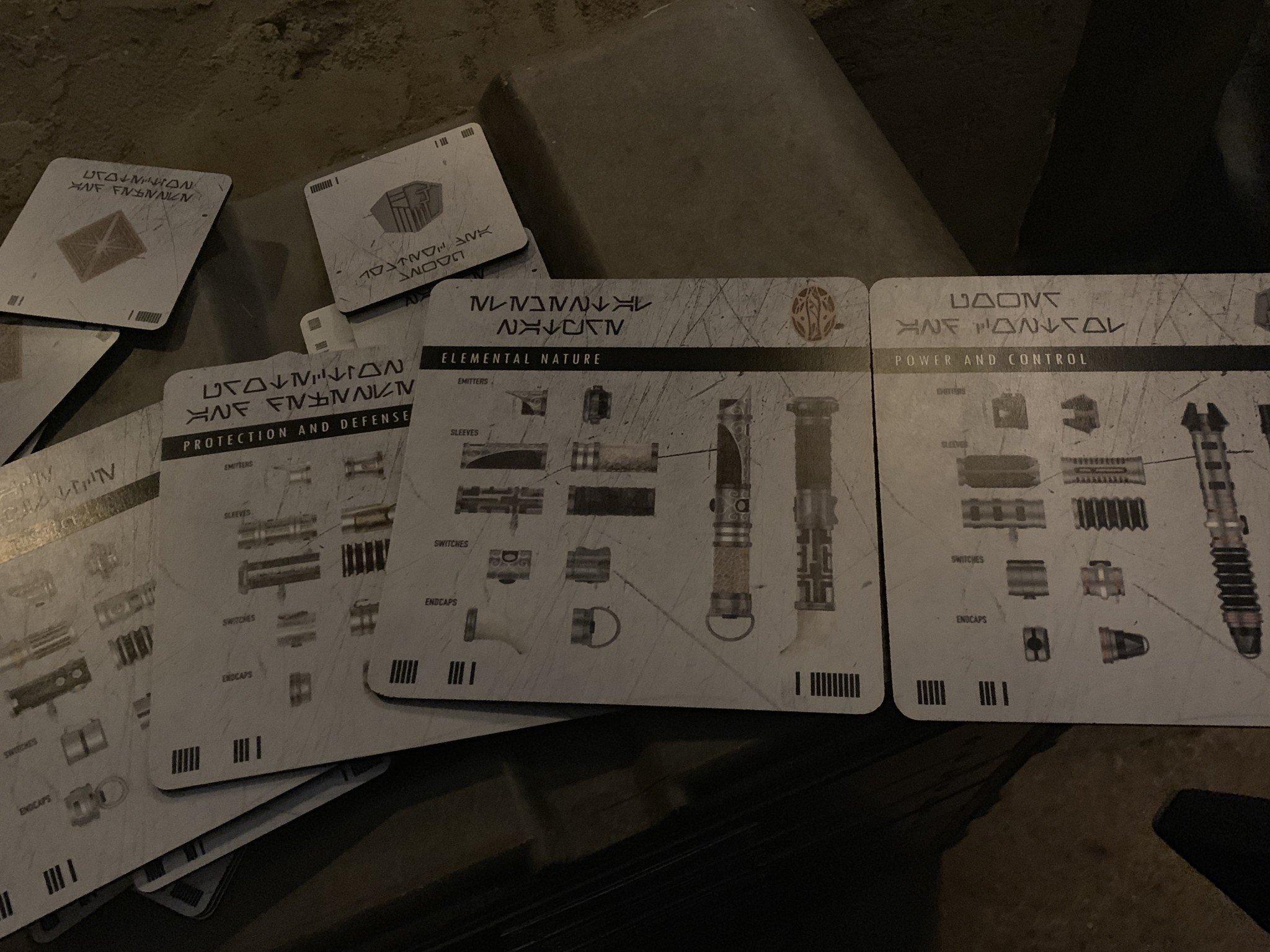 hight resolution of savi s workshop lightsaber styles