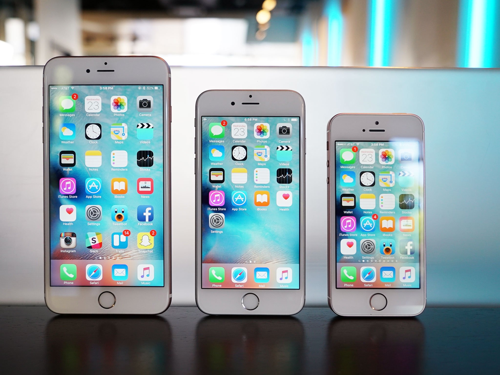 iPhone 6S vs iPhone SE: What's different and which should you choose? | iMore