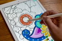 Best coloring books for adults on the iPad | iMore
