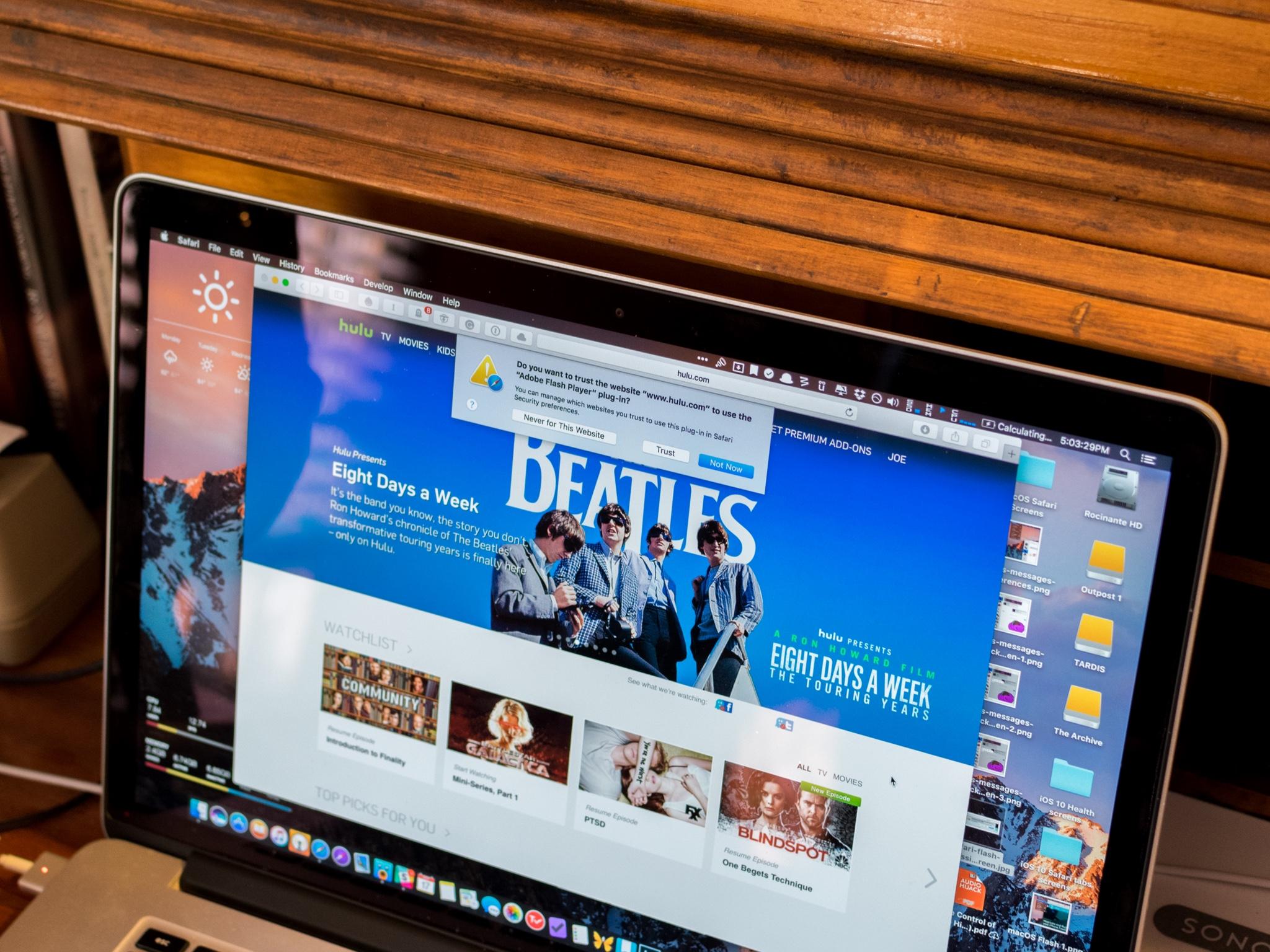 How Flash Works With Safari 10 In Macos Sierra