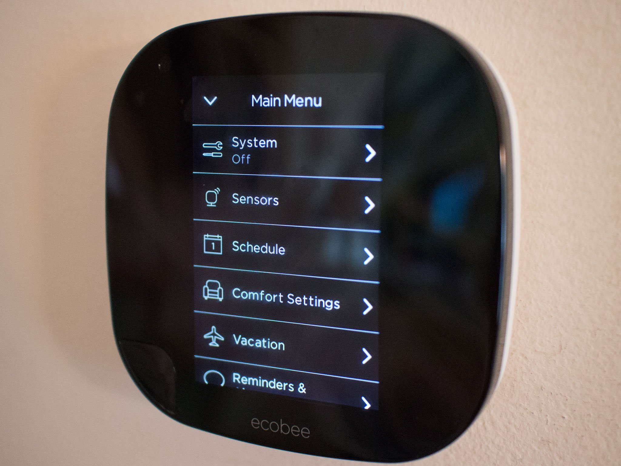 Using the ecobee 3 with IFTTT | iMore