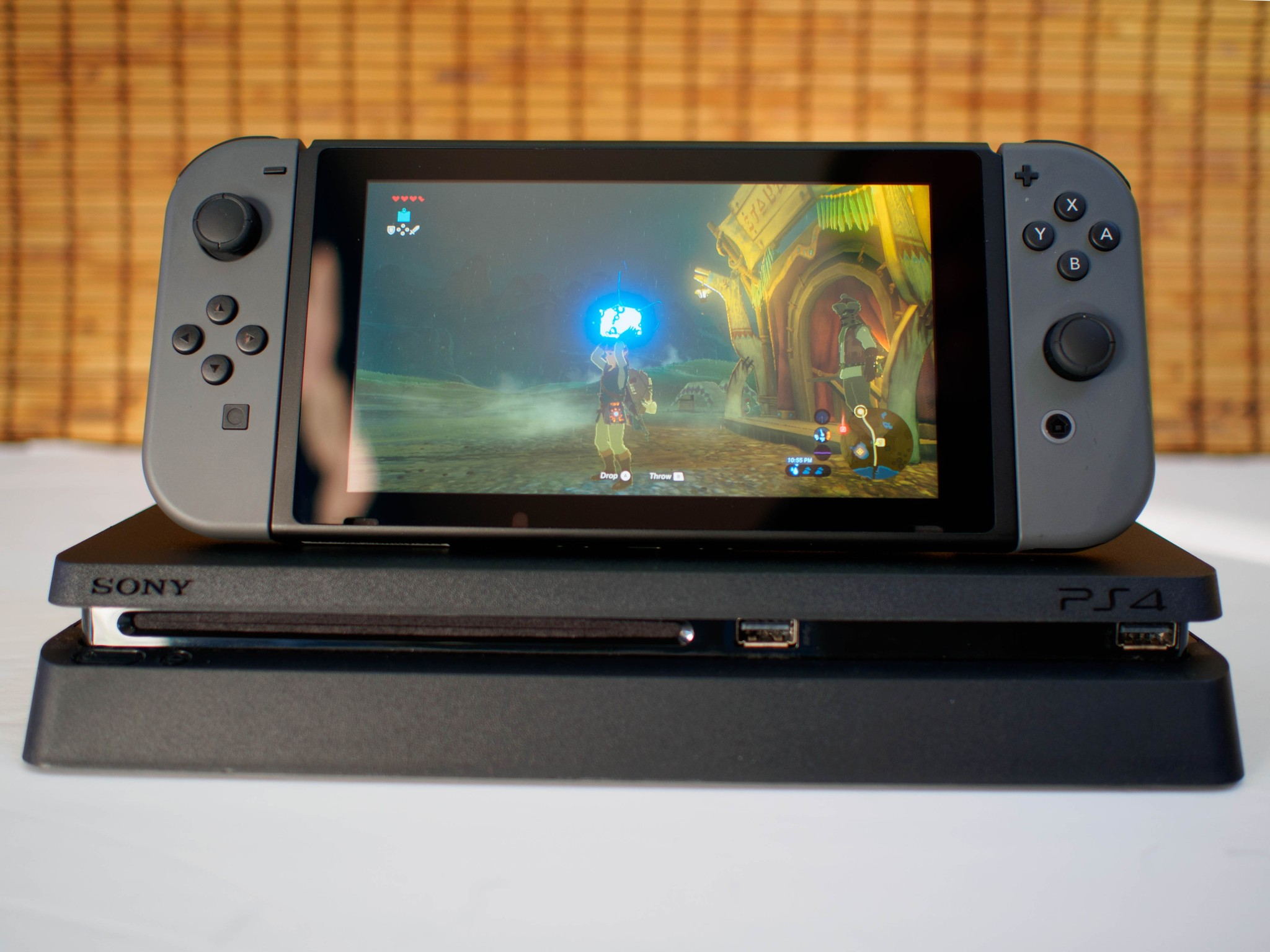 Nintendo Switch Vs Playstation 4 Which Should You Buy