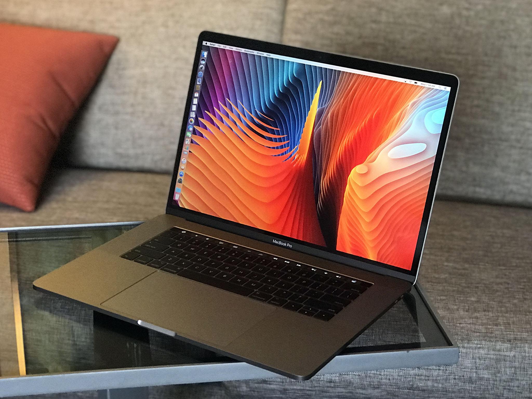 Macbook Pro 2017 Enter Kaby Lake Imore