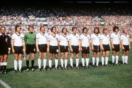 Seleções Imortais – Alemanha 1972-1974