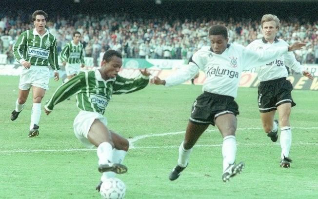 8668572900 Esquadrão Imortal – Palmeiras 1993-1994 - Imortais do Futebol