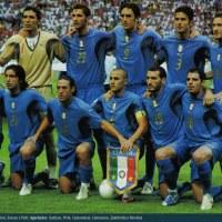 Seleções Imortais – Itália 2006
