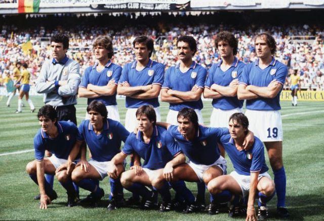 Seleções Imortais – Itália 1982