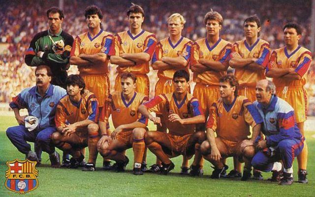 Esquadrão Imortal – Barcelona 1988-1994
