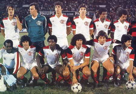 Esquadrão Imortal – Flamengo 1980-1983
