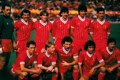 Esquadrão Imortal – Liverpool 1975-1984