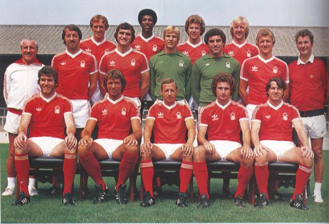 Esquadrão Imortal – Nottingham Forest 1977-1980