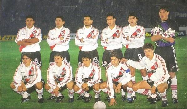 Esquadrão Imortal – River Plate 1996-1997
