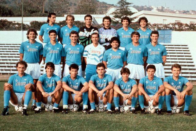 Esquadrão Imortal – Napoli 1986-1990
