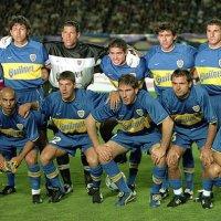 Esquadrão Imortal – Boca Juniors 1998-2003