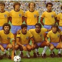 Seleções Imortais – Brasil 1982