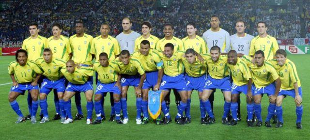 Seleções Imortais – Brasil 2002