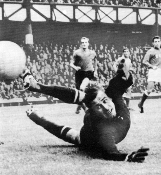 Lev Yashin: lenda no gol soviético.