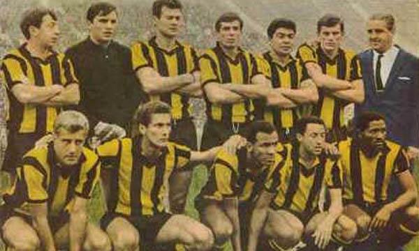 Esquadrão Imortal – Peñarol 1966