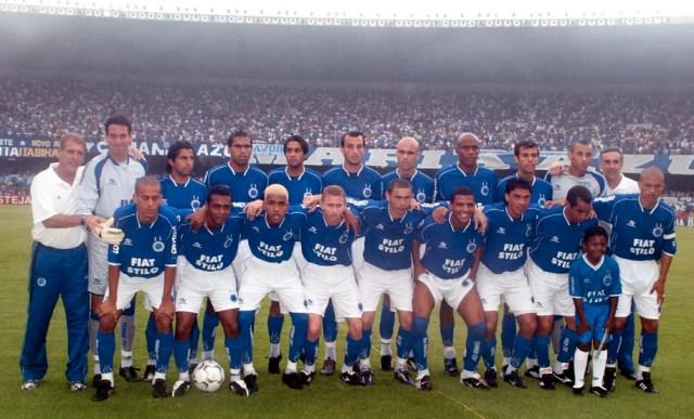 Esquadrão Imortal – Cruzeiro 2003