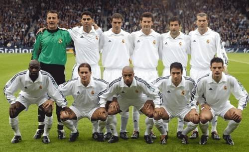 Esquadrão Imortal – Real Madrid 1998-2003