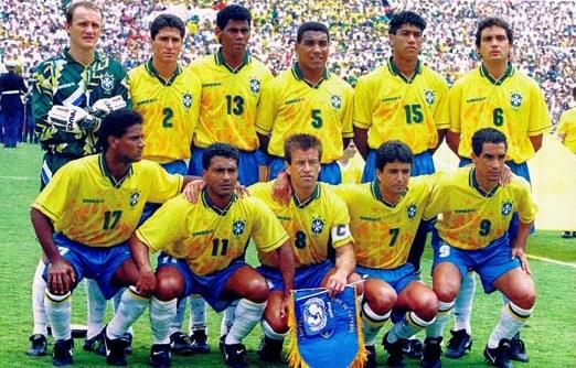 6ef1b1f347 Seleções Imortais – Brasil 1994 - Imortais do Futebol