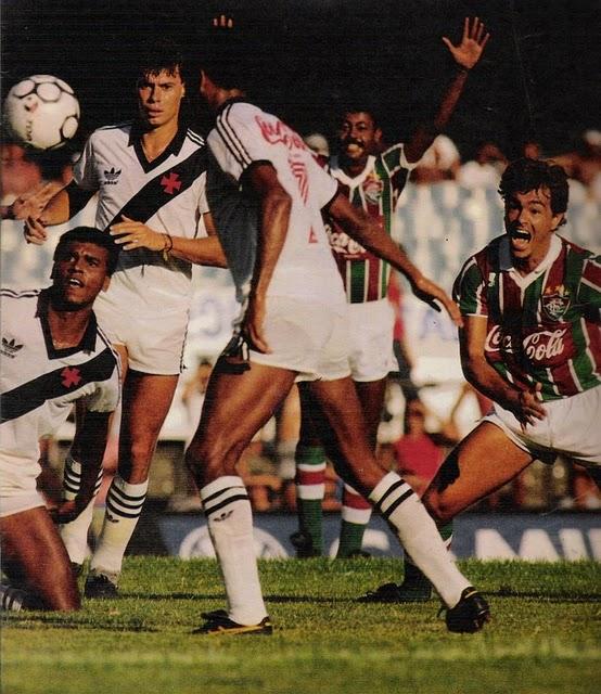 1989.Vasco-x-Fluminense.Paulo-Roberto-Edinho-e-Washington