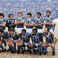 Esquadrão Imortal – Grêmio 1981-1983