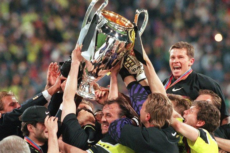 Dortmund ist Europapokalsieger der Landesmeister