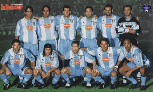 Esquadrão Imortal – Lazio 1997-2001