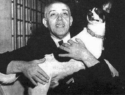 Carlito Rocha: o botafoguense foi essencial para a participação do Brasil na Copa de 1934.