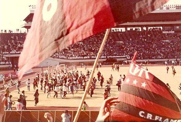1981- Flamengo 3x0 Liverpool - Mundial Interclubes