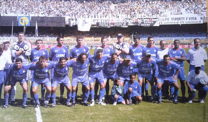 Esquadrao Imortal Sao Caetano 2000 2002 Imortais Do Futebol