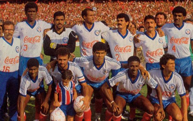 63b432ed47 Bahia-campeaobrasileiro-1988. Grandes feitos  Campeão Brasileiro ...