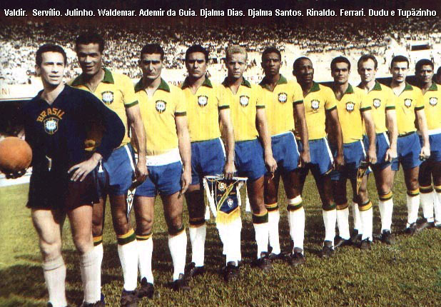 """A """"Academia Brasil"""" de 1965."""