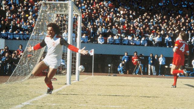 Jogos Eternos – Flamengo 3x0 Liverpool 1981