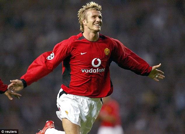 Craque Imortal – Beckham