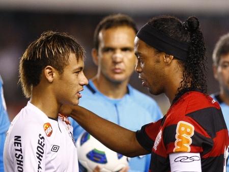 Jogos Eternos – Santos 4×5 Flamengo 2011