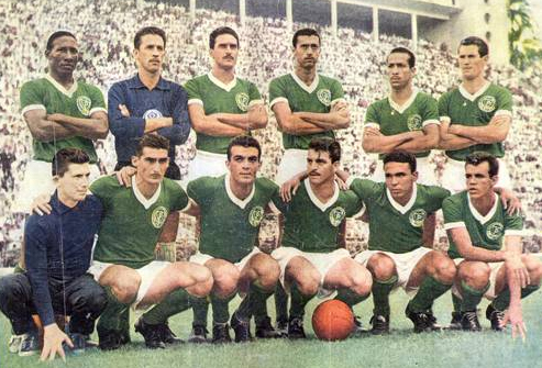 Esquadrão Imortal – Palmeiras 1959-1969
