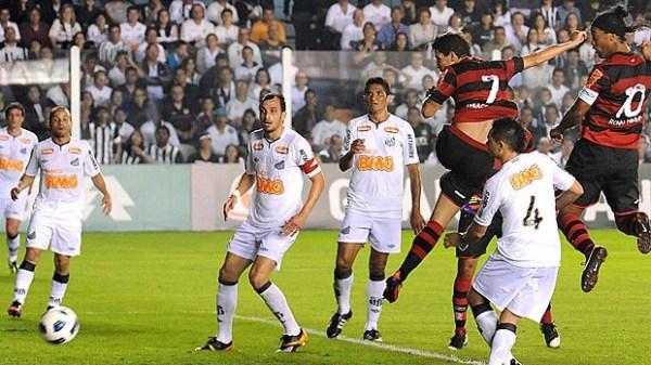 Thiago Neves diminui para o Flamengo.