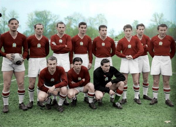 A Hungria de 1954: uma das maiores seleções da história do futebol mundial.