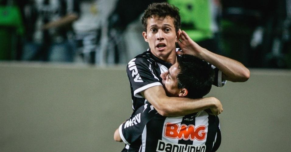 Bernard: craque encantou a todos em 2012 com um futebol envolvente.
