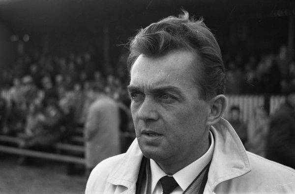 Ernst Happel, em 1965.