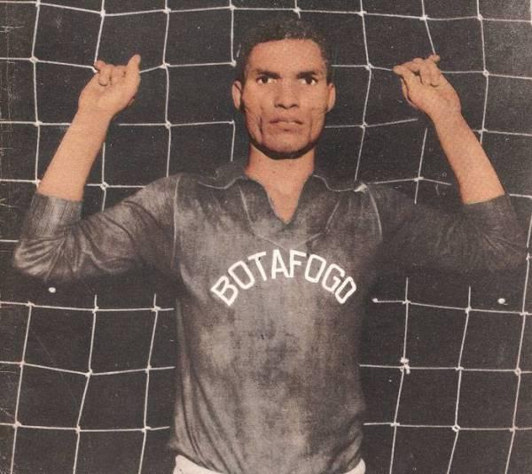 No Botafogo, Manga se transformou em um dos maiores goleiros do Brasil.