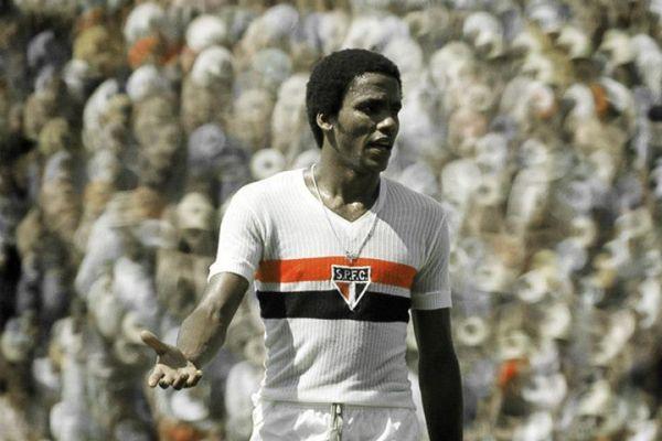 Serginho Chulapa: artilheiro tricolor nos anos 70.