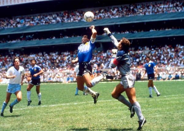 Jogos Eternos – Argentina 2×1 Inglaterra 1986