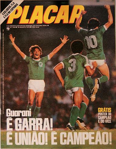Guarani-Placar