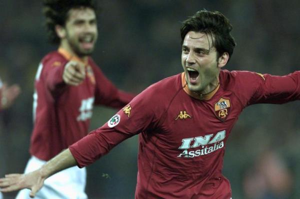 Montella, o goleador romano.