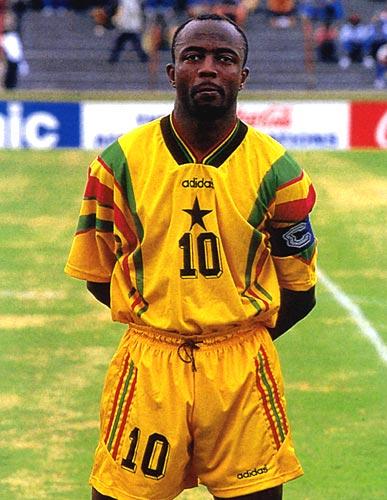 Craque Imortal – Abedi Pelé