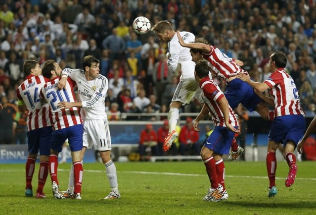 Jogos Eternos – Real Madrid 4×1 Atlético de Madrid 2014