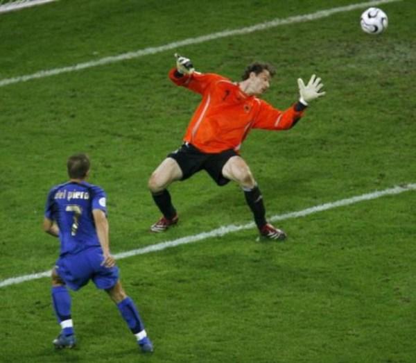 Del Piero marca...